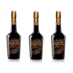 PACK 3 BOTELLAS CACAO PICO