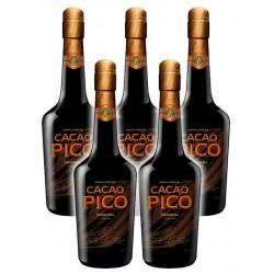 PACK 5 BOTELLAS CACAO PICO